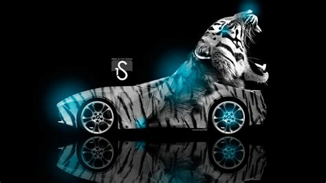 Cool Car Wallpapers For Desktop 3d Animal Pictures by Cool Tiger Wallpapers Wallpapersafari