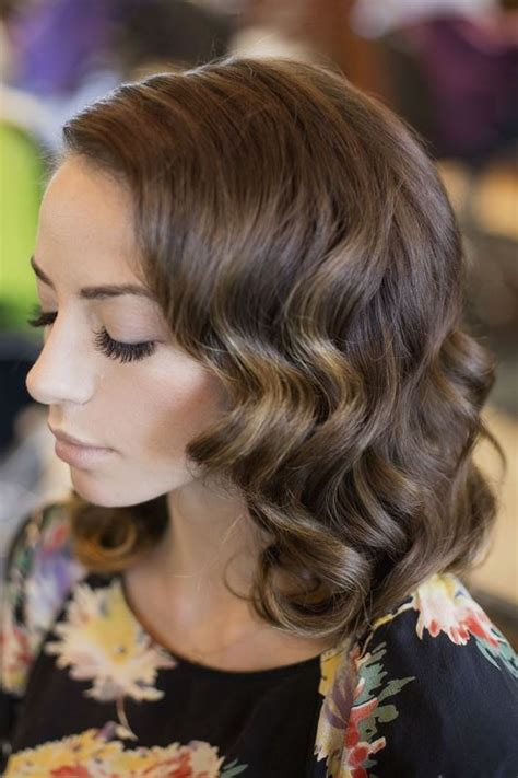 romantic hairstyles for medium length hair 27 romantic medium wedding hairstyles to get inspired