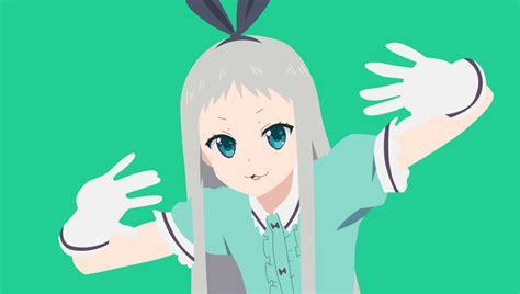 wallpaper anime blend s hideri kanzaki blend s minimalist by erominimalistsensei