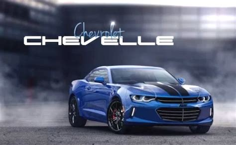 2020 Chevrolet Chevelle by 2020 Chevy Chevelle Authority