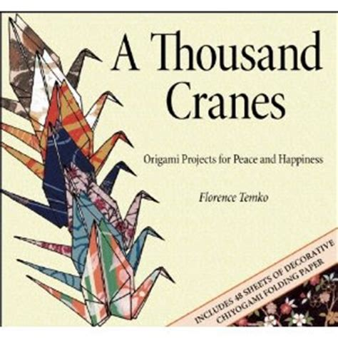 A Thousand Origami Cranes - wedding dazed diy 1000 origami cranes