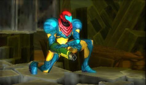Kaset 3ds Metroid Samus Returns metroid samus returns look at amiibo unlocks fusion suit nintendo everything