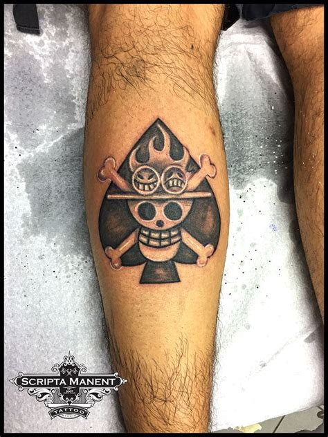 one piece ace tattoo change 118 best rea black grey images on pinterest rose