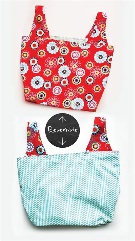 sewing pattern grocery bag grocery bag pattern 171 ann kelle