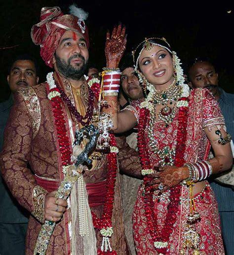 Wedding Album Design Dubai by Shilpa Shetty Raj Kundra Wedding Album Indiatv News