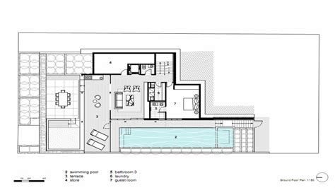 Contemporary Plans by Modern Open Floor House Plans Modern House Dining Room