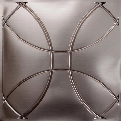 Tin Ceiling Panel by Orb Tin Ceiling Tiles