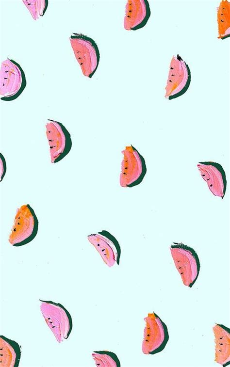 cute pattern wallpaper pinterest cute watermelon wallpaper girly wallpapers pinterest