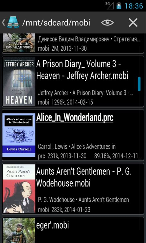 mobi reader apk alreader any text book reader 1mobile