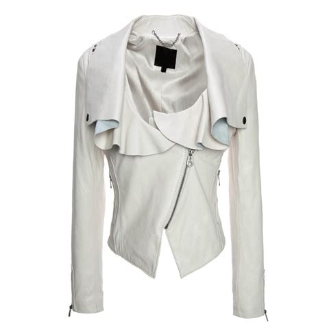 white jacket leather jackets for for for for with