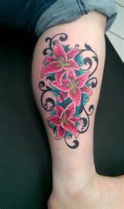 lily tattoos designs and ideas page 16