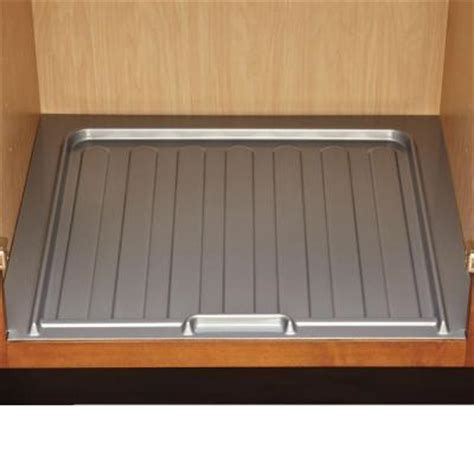 kitchen sink cabinet liner home decorators collection 28 5x1x23 25 in sink base drip