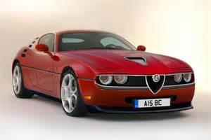 Alfa Romeo Auto Modern Day Alfa Romeo Montreal Rendered 95 Octane
