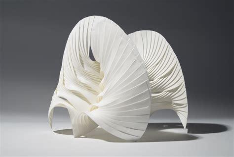 3d Origami Sculptures - intricate modular paper sculptures by richard sweeney