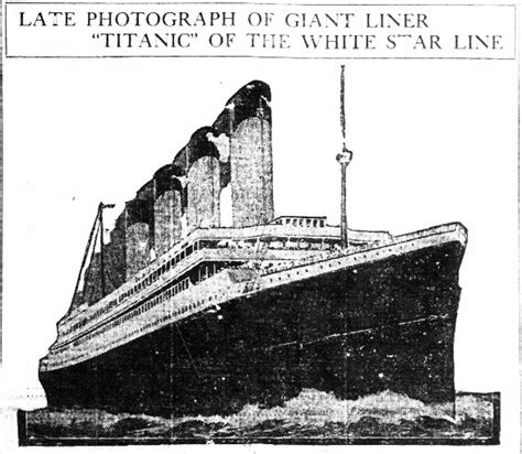 Titanic Did You Soul Project The Unsinkable Legacy Of The Titanic In Florida Newspapers Florida Digital