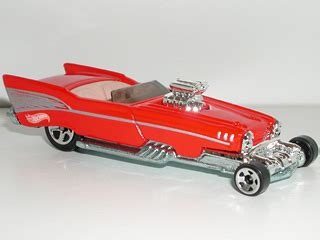 Hotwheels 57 Roadster wheels r hiro s hotwheels gallery