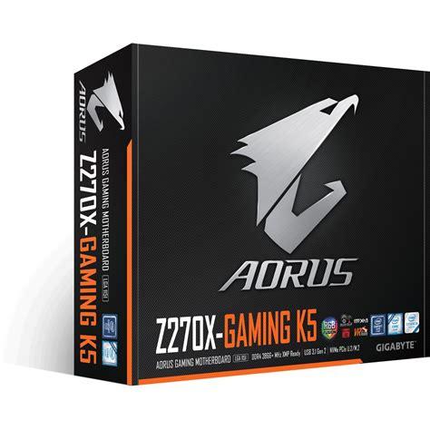 Ga Z270x Gaming K5 gigabyte aorus ga z270x gaming k5 intel z270