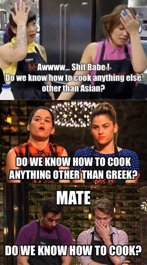 Mkr Memes - mkr memes my kitchen rules memes pinterest