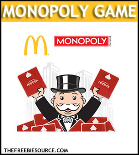 Mcdonalds Sweepstakes - mcdonalds monopoly sweepstakes over 300 million in cash prizes