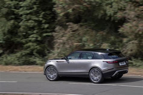 range rover velar 2018 range rover velar is a no holds barred luxury suv
