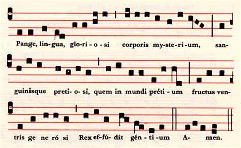 pange lingua testo rito dell eucaristia rituale romano www maranatha it