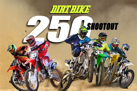 motocross magazine 2017 250 mx shootout dirt bike magazine