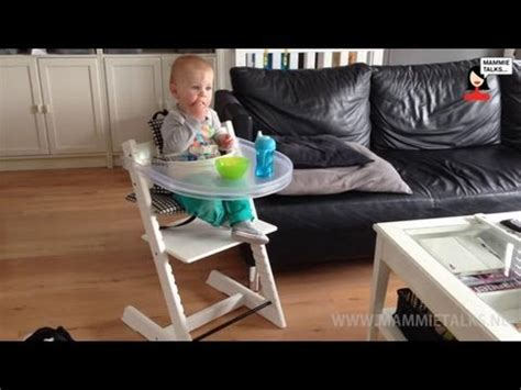 trip trap stoel playtray playtray voor stokke tripp trapp video review voor