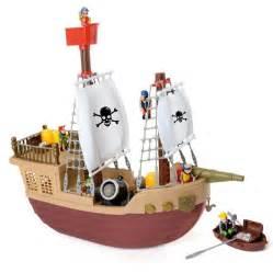 Shark Bathroom Accessories by Toyrific Childrens Skulls Pirate Ship Boat Cannon Treasure
