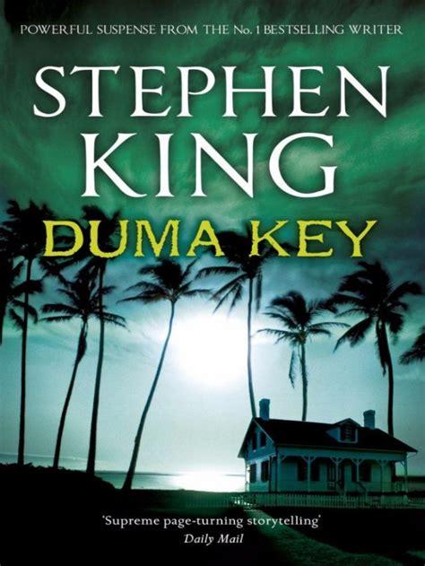 libro duma key lista 10 libros de stephen king que deber 237 an convertirse en pel 237 culas de terror