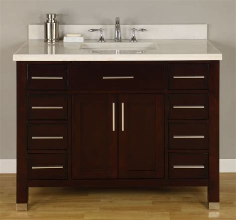 42 inch bathroom vanity top