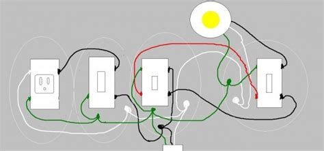 wire    light switch