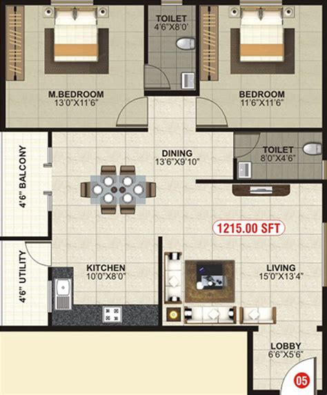 serenity floor plan mbm serenity in jp nagar phase 5 bangalore price location map floor plan reviews