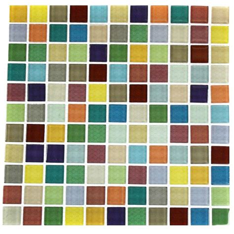 rsmacal page 3 square tiles with light effect kitchen splashback tile fruit splash 12 in x 12 in x 8 mm glass
