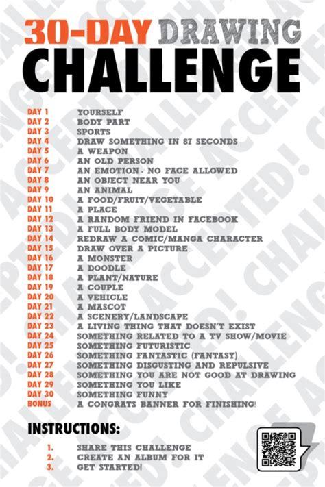 Digital Detox Journal Prompts 30 Days by 30 Day Drawing Challenge Lynette Hunt