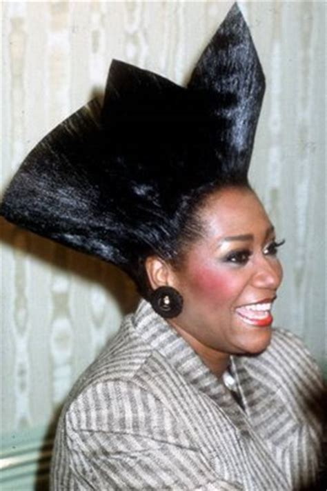 Patti Labelle Hairstyles by Patti Labelle S Fan Hair Of The 80 S Rapunzel Rapunzel