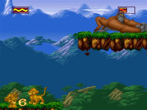 Emuparadise Lion King | lion king the usa rom