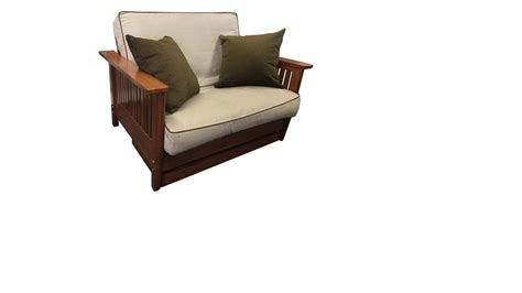 Trifold Futon Frame by Available Space Futons