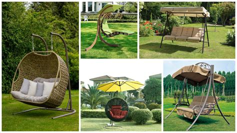 swing lifestyle 15 garden swing seats for relaxing your mind bright