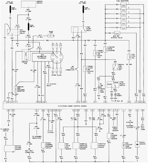 1989 ford 7 pin wiring diagram new wiring diagram 2018