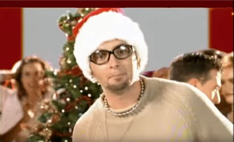 nsyncs merry christmas happy holidays  video nsync christmas song