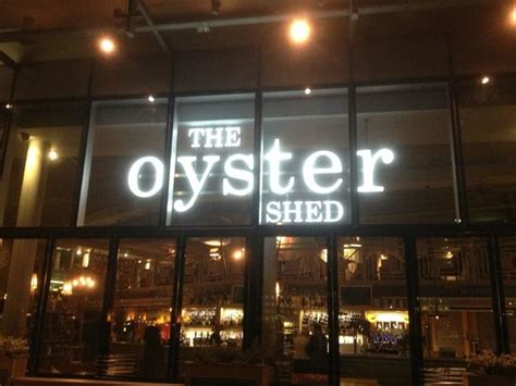 Oyster Shed Pub by The Oyster Shed Picture Of The Oyster Shed