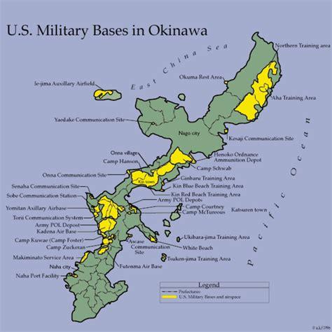 map us bases 1970 us defoliants on okinawa orange