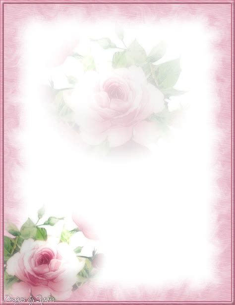printable stationary with roses 334 best stationary images on pinterest backgrounds