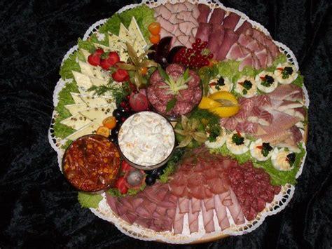 dekorieren eines speisesaals buffet die 25 besten ideen zu kalte platten auf