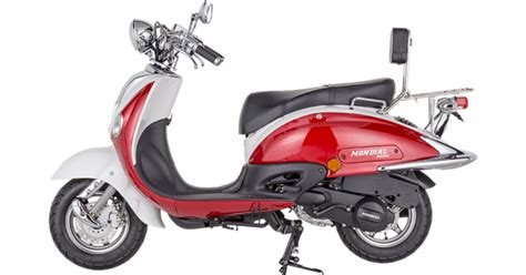 znu mondial cc scooter