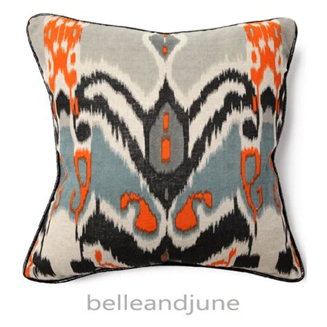 Ikat Set 2 by Ikat Pillow Set Of 2 Myhome Apartment