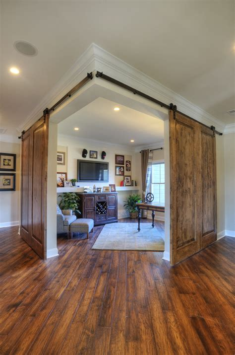 Sliding Barn Door For Home Remodelaholic Friday Favorites Barn Door Corner Office And Recycled Glass