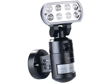 Led Kamera visortech hd ip kamera m led flutlicht 8 w bewegungsverfolgung sd aufz app