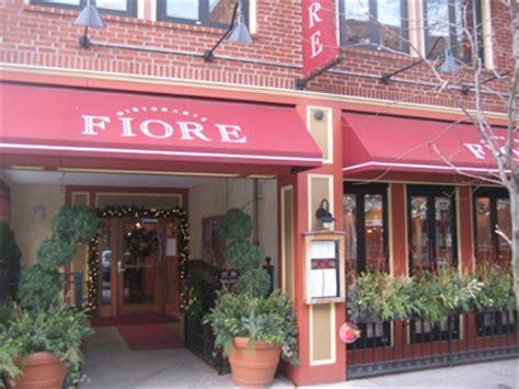 ristorante fiore in the end boston