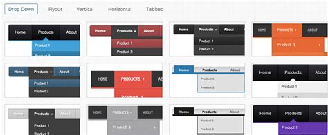 tutorial css menu maker pure css3 navigation menu generators and tutorials